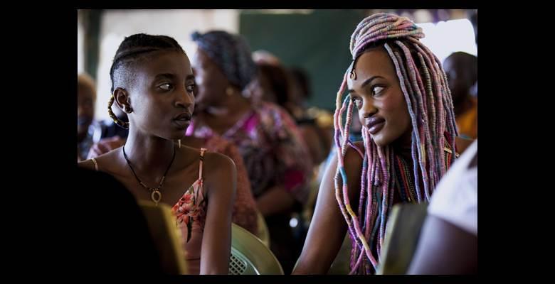 Afrikalı kadın yönetmenlerin gözünden/ Foto Galeri