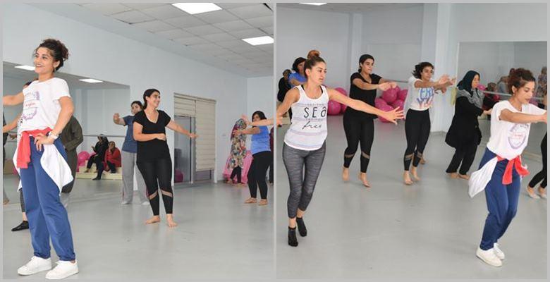 Yoga ve zumba kursları Çukurova'da…/ Foto Galeri