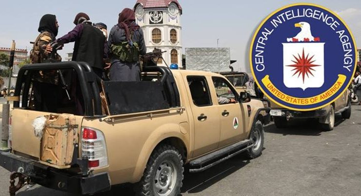 CIA ile Taliban gizlice görüştü (mü?)…
