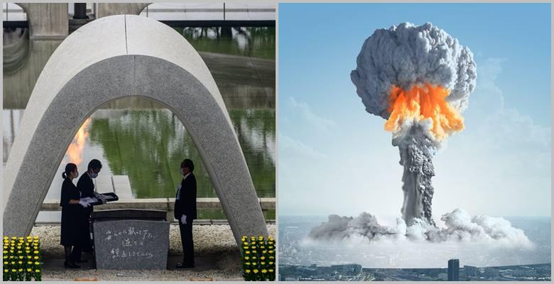 Hiroşima'da 76 yıl sonra…