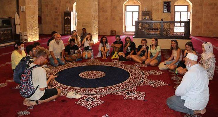 Turistler, Kozan'ı gezdi…