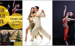 Solo Tango Show ''Yıldızların Altında Tango''