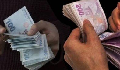 Kamuda çalışan işçilerin taban ücreti 4 bin 100 lira…