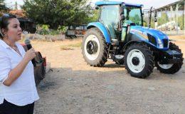 Çiftçilere 'Güvenli Traktör Sürüş Eğitimi'