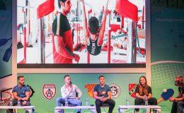 Sporcular İzmir Fuarı'nda buluştu
