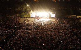 İlk buluşmada 30.000 kişi izledi…