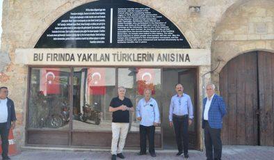 """Kozan'da Ermeni """"zulmünün"""" yapıldığı fırın…"""