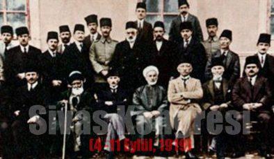 Sivas Kongresi (4 -11 Eylül, 1919)