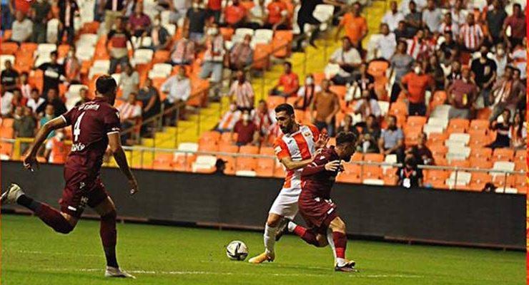 Adanaspor dağıldı…