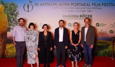 Antalya Altın Portakal Film Festivali Başladı!