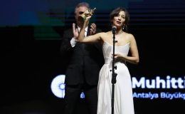 Antalya Altın Portakal Film Festivali'nde Ödüller Açıklandı!/ Fotolu