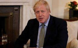 Johnson dinlencede, halkı öfkeli…