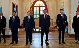 İmamoğlu, Türk dünyasının diplomatlarıyla buluştu