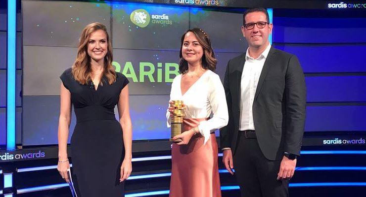 2021 Sardis Büyük Ödülü Türkiye İş Bankası'nın