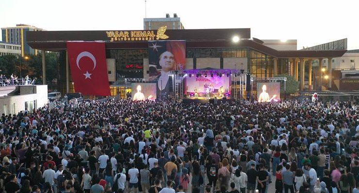"""Adana'ya """"Seyhan Sanat Meydanı"""""""