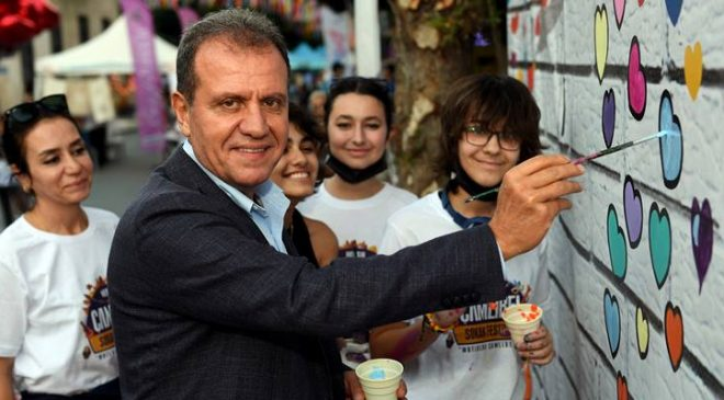 Çamlıbel'de Sokak Festivali coşkusu